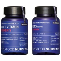 【SUPERFOOD NUTRIENTS】フェムテック SET